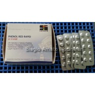 Ricambio Phenol Red Rapid